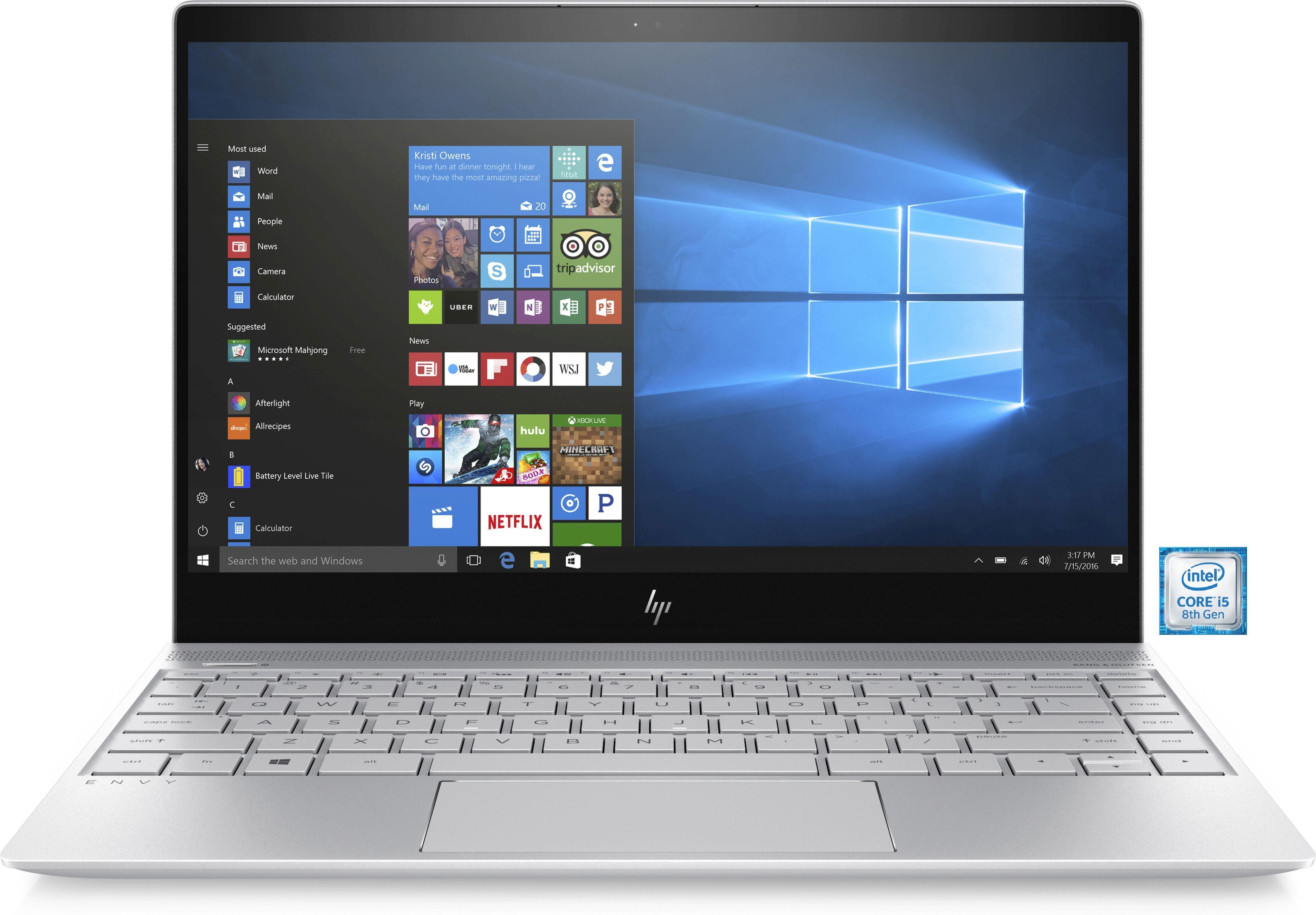 "HP Envy 13-ad140ng Notebook »Intel Core i5, 33,8 cm (13,3""), 256 GB, 8 GB«"