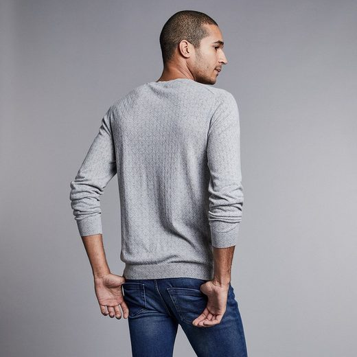NEW IN TOWN Leichter Strickpullover