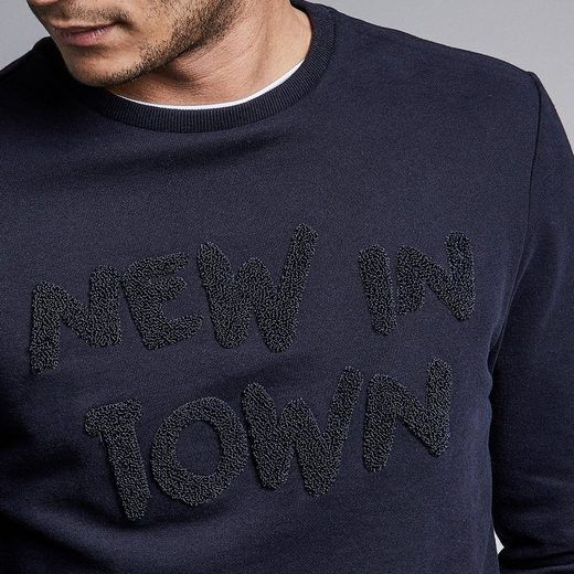 New In Town Sweatshirt