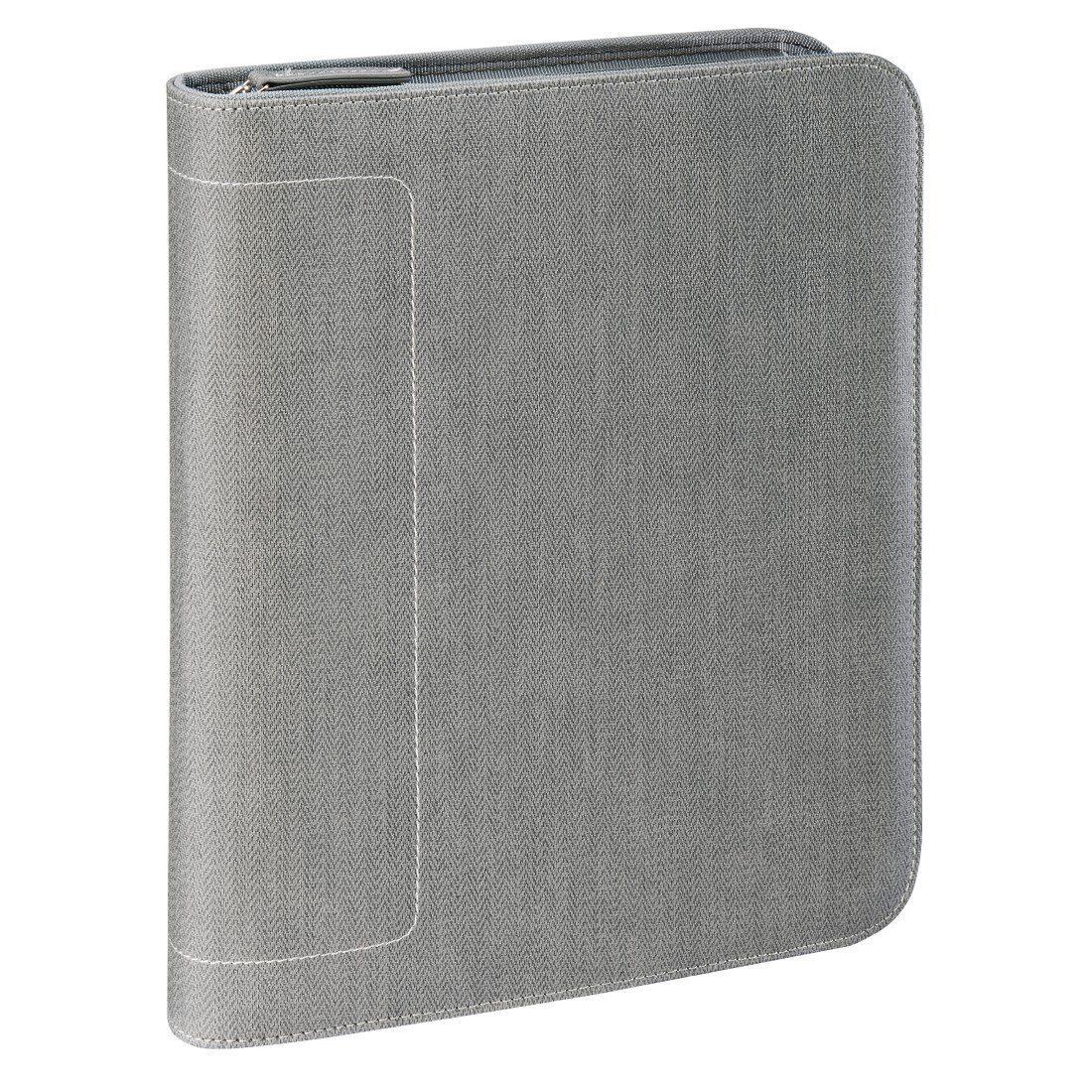 Hama est. 1923 Tablet-Organizer A5 Hannover, Light Grey