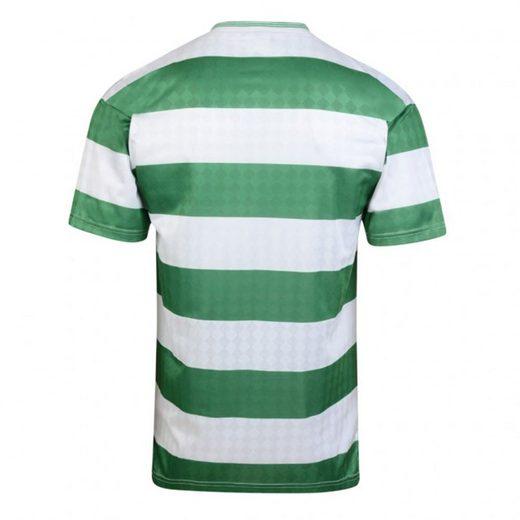 Score Draw Celtic Glasgow Retro-Heimtrikot von 1988