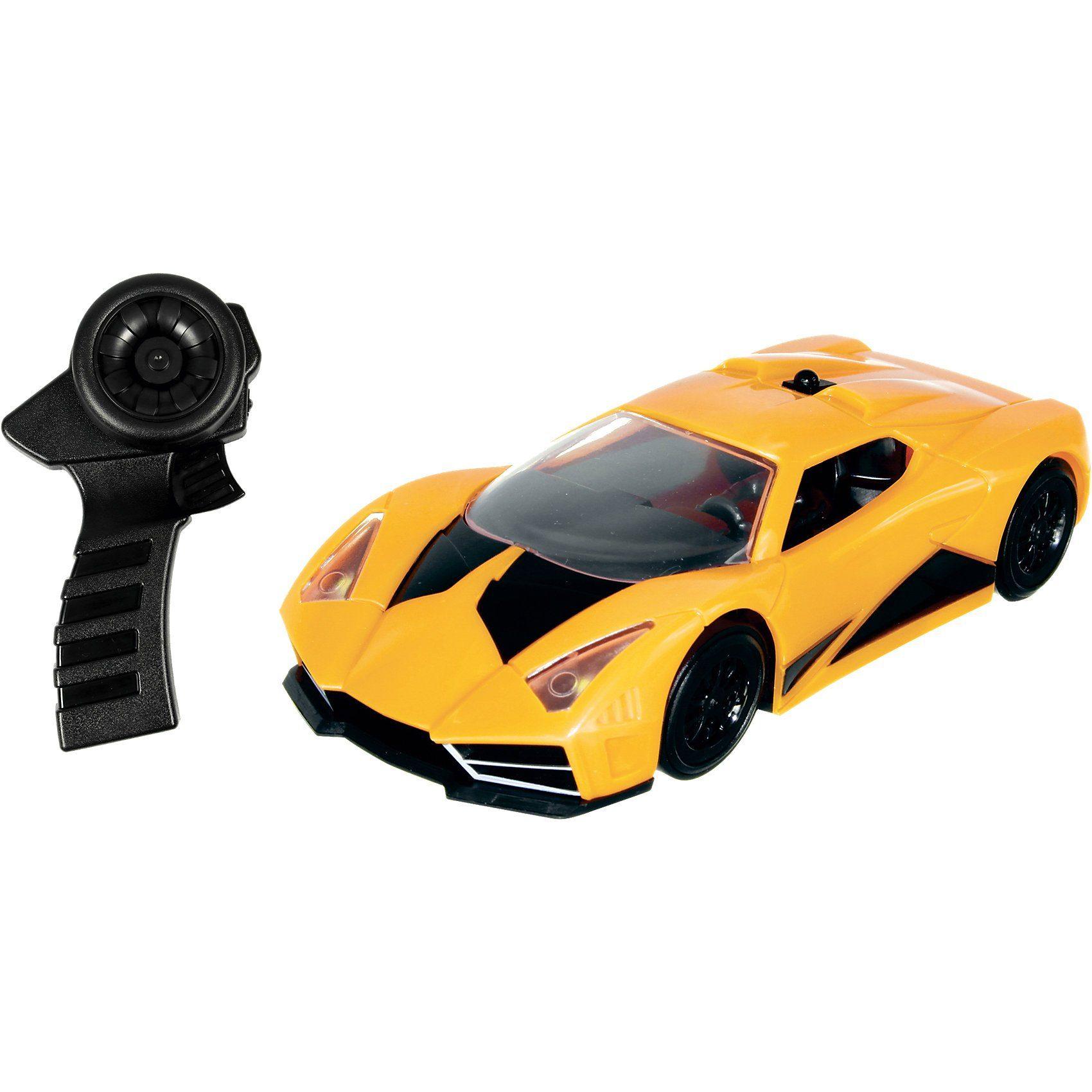 DMX Racer IR Fahrzeug gelb, 1:32