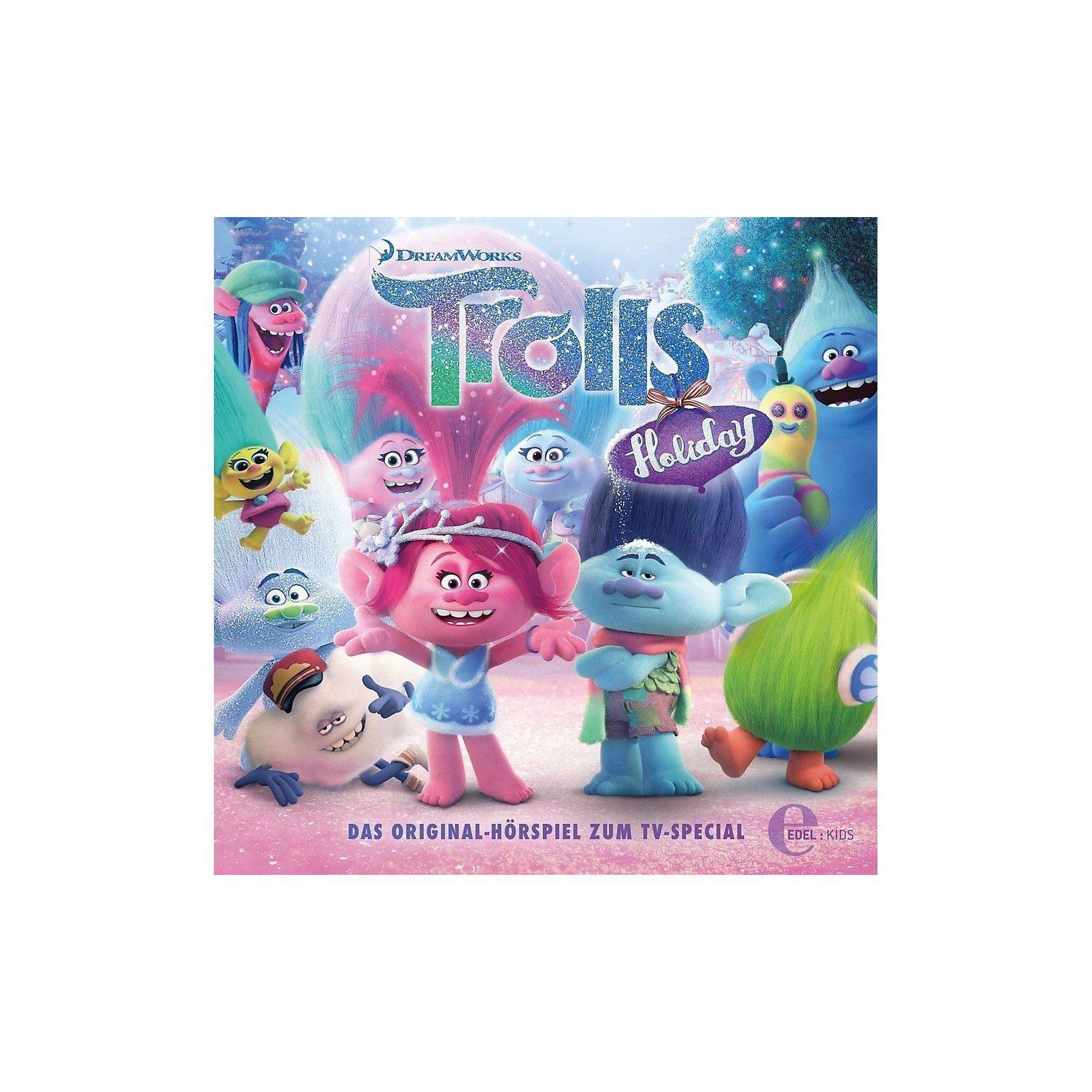 Edel CD Trolls - Hörspiel TV-Special