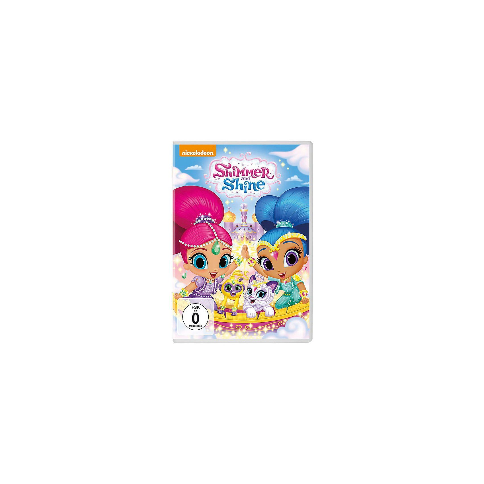 Universal DVD Shimmer and Shine