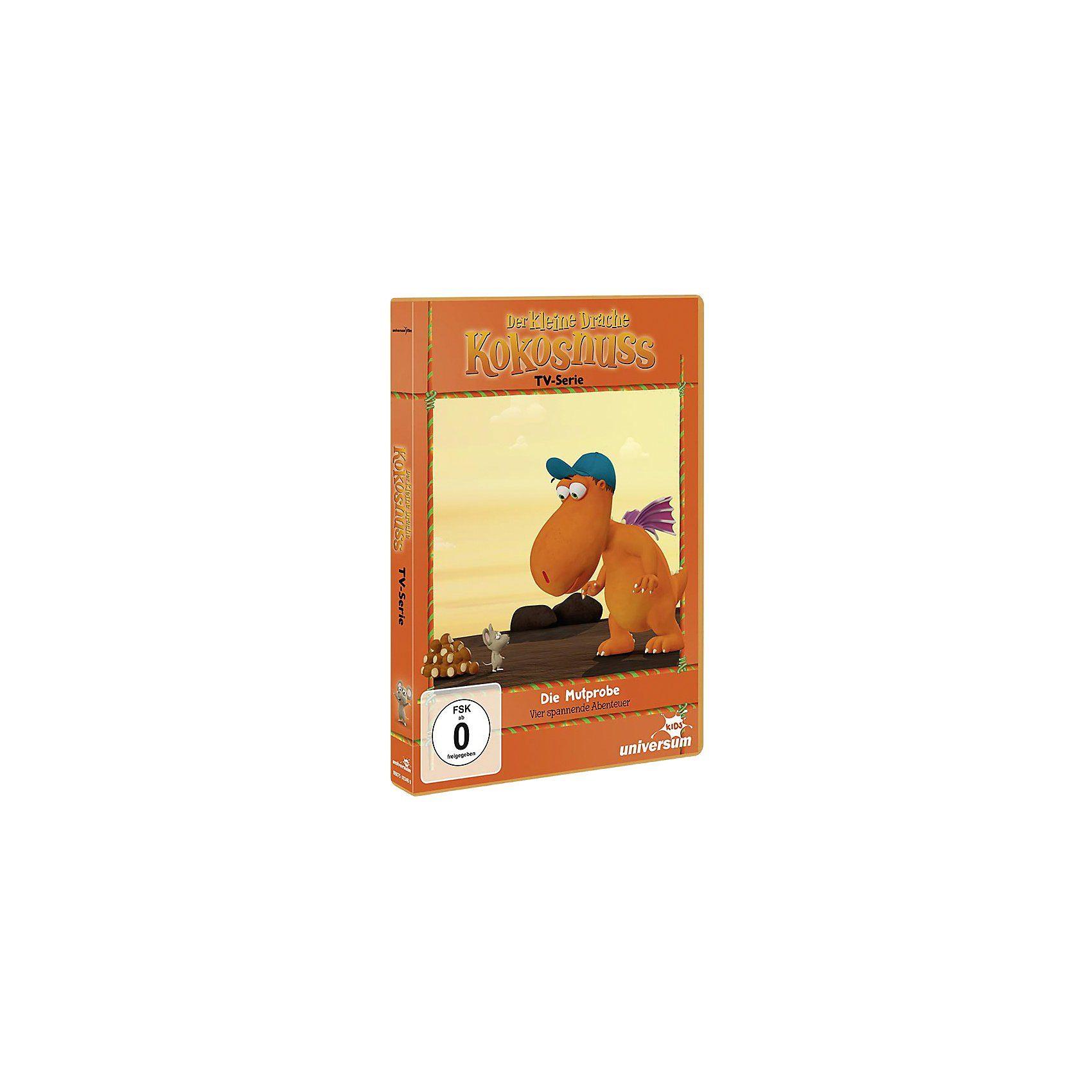 DVD Der kleine Drache Kokosnuss 11 - Die Mutprobe