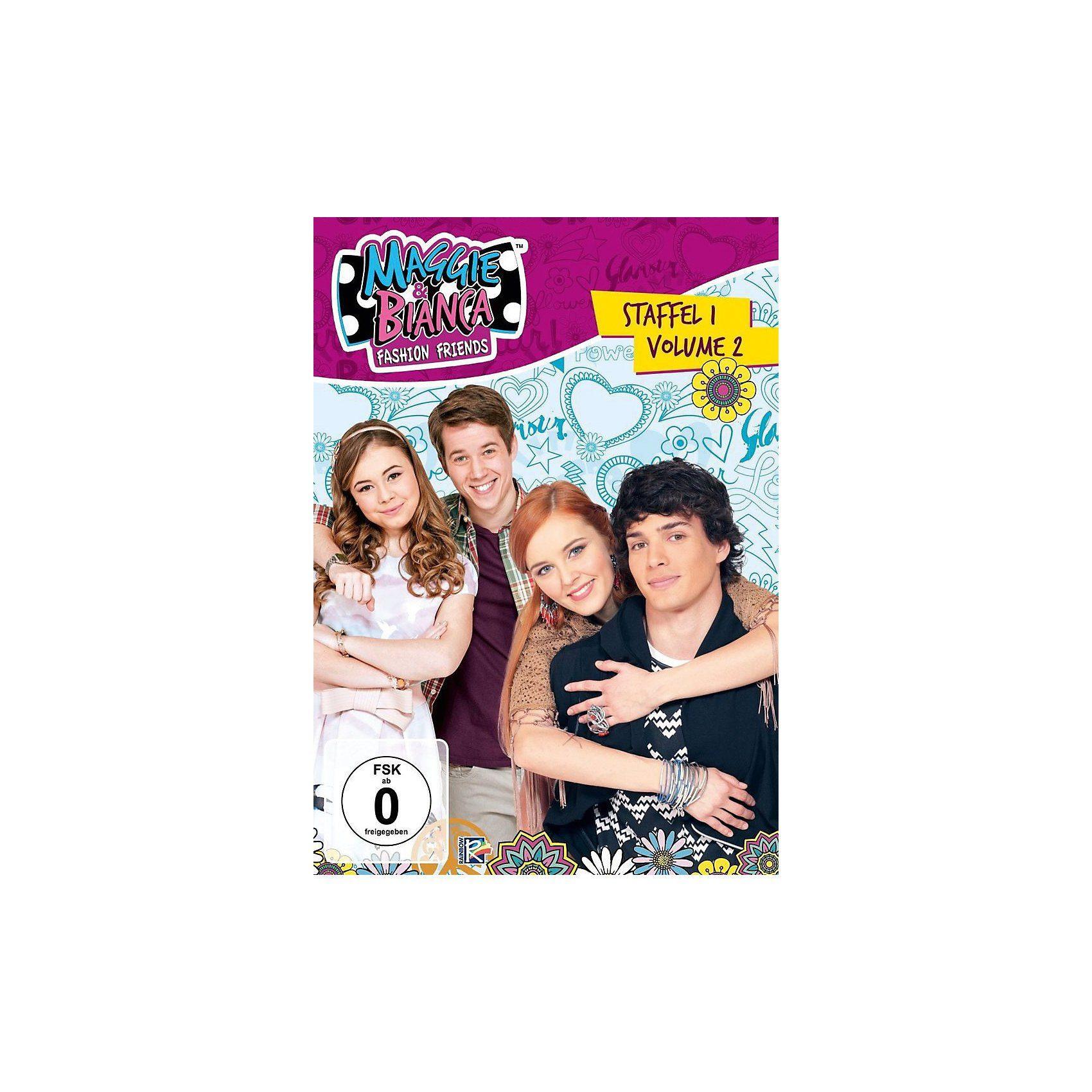 DVD Maggie & Bianca - Fashion Friends - Staffel 1.2