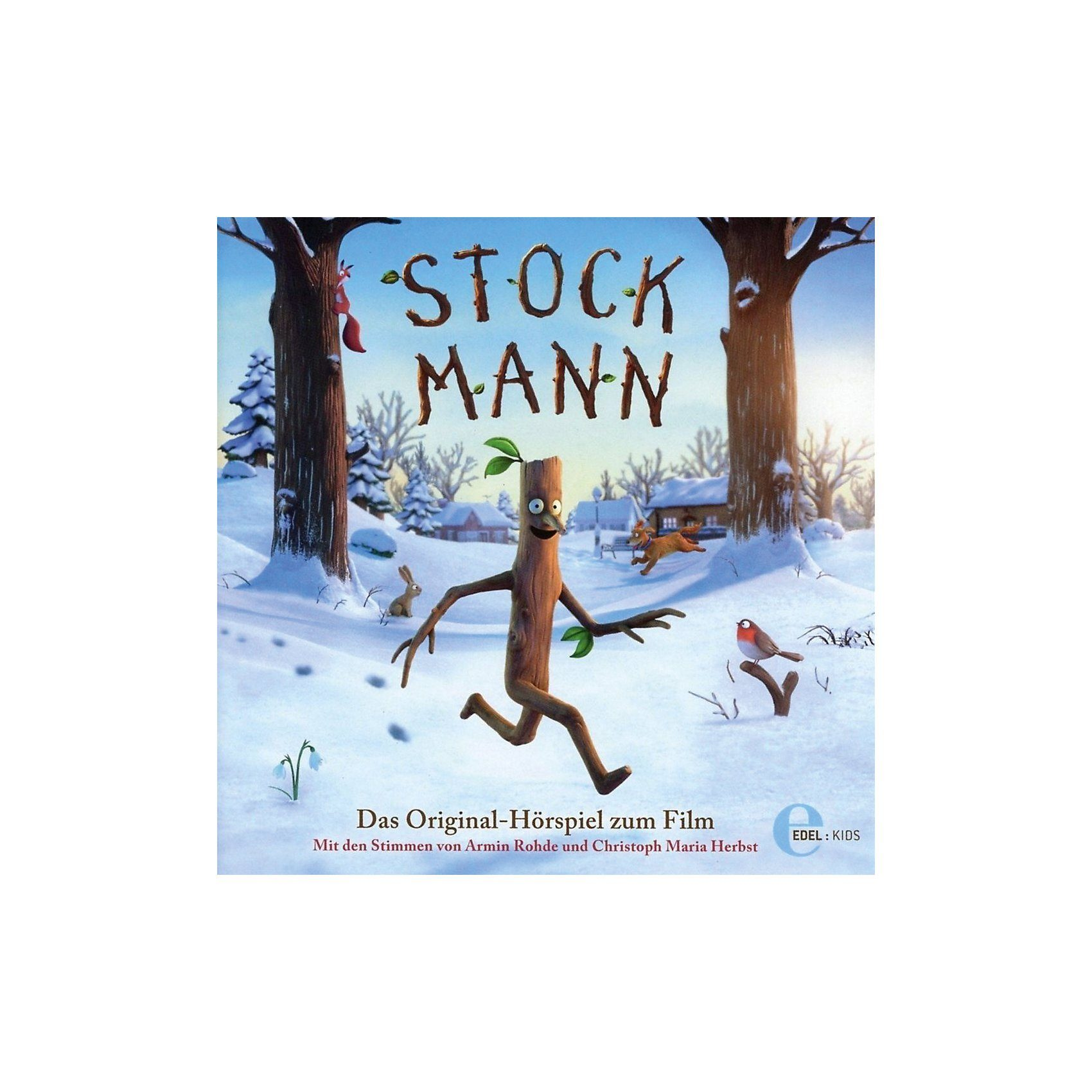 Edel CD Stockmann - Das Original-Hörspiel zum Film