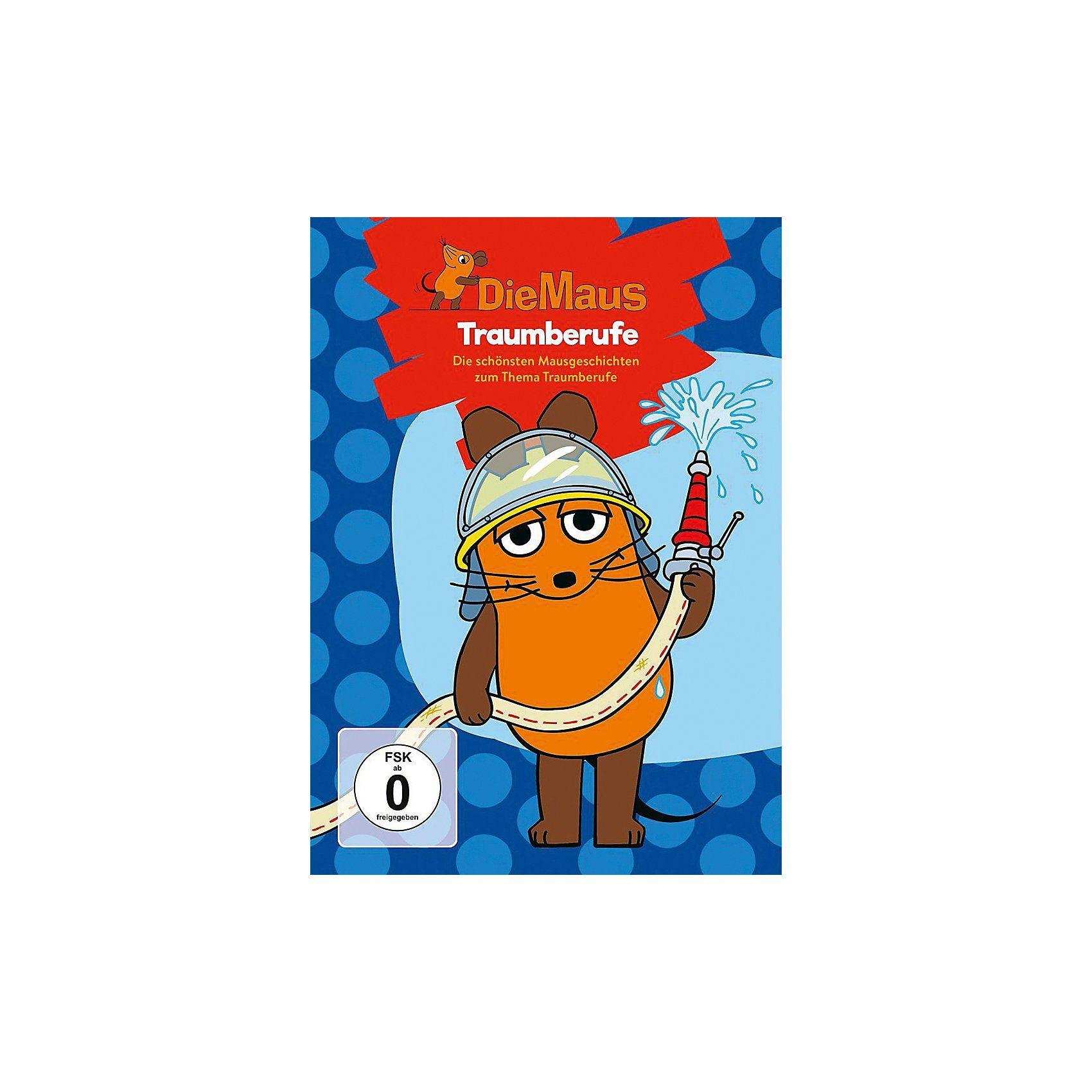 DVD Die Sendung mit der Maus - Traumberufe