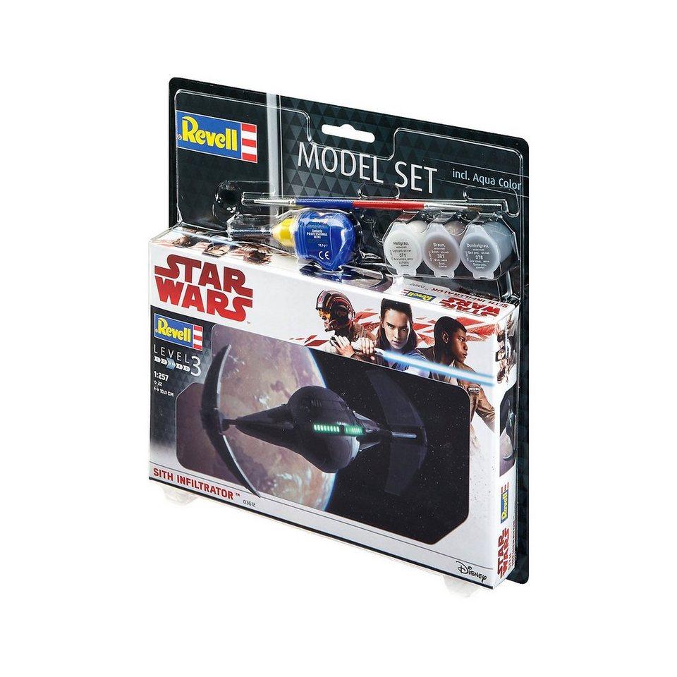 Revell Modellbausatz Model Set Star Wars Sith Infiltrator?$formatz$