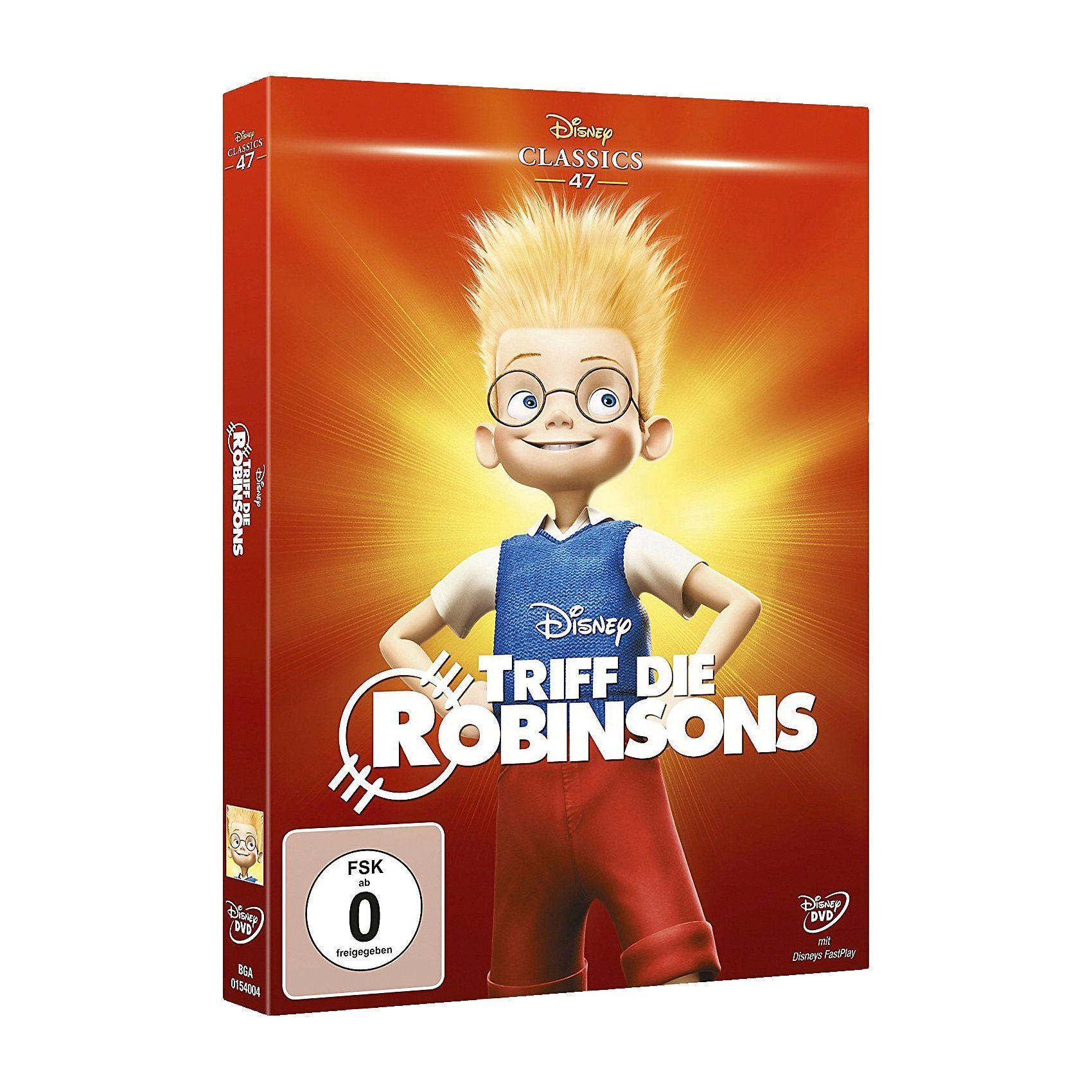DVD Triff die Robinsons (Disney Classics)