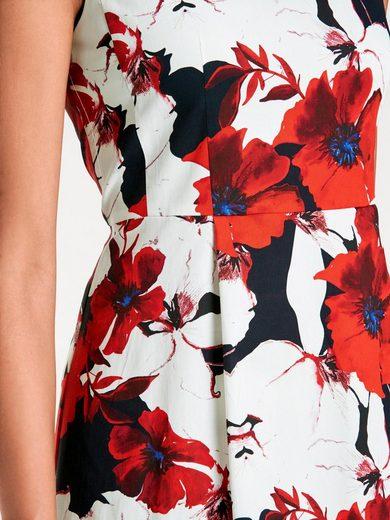 ASHLEY BROOKE by Heine Druckkleid mit Blumen-Dessin