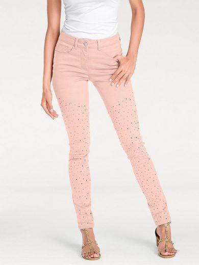 ASHLEY BROOKE by Heine Bodyform-Jeans mit Bauch-weg-Funktion