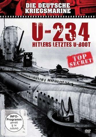 DVD »U-234-Hitlers Letztes U-Boot«