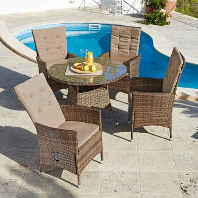 Gartenmöbel-Set 5-teilig online kaufen | OTTO