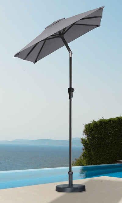 Sonnenschirm in grau online kaufen | OTTO
