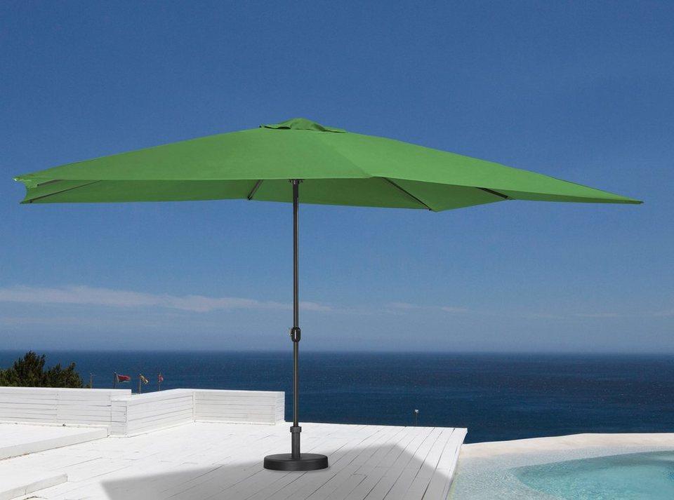 sonnenschirm 300x400 cm online kaufen otto. Black Bedroom Furniture Sets. Home Design Ideas
