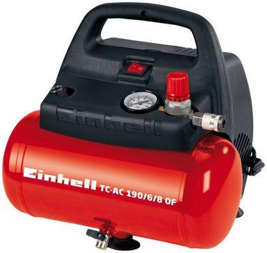 EINHELL Kompressor »TC-AC 190/6/8 OF«