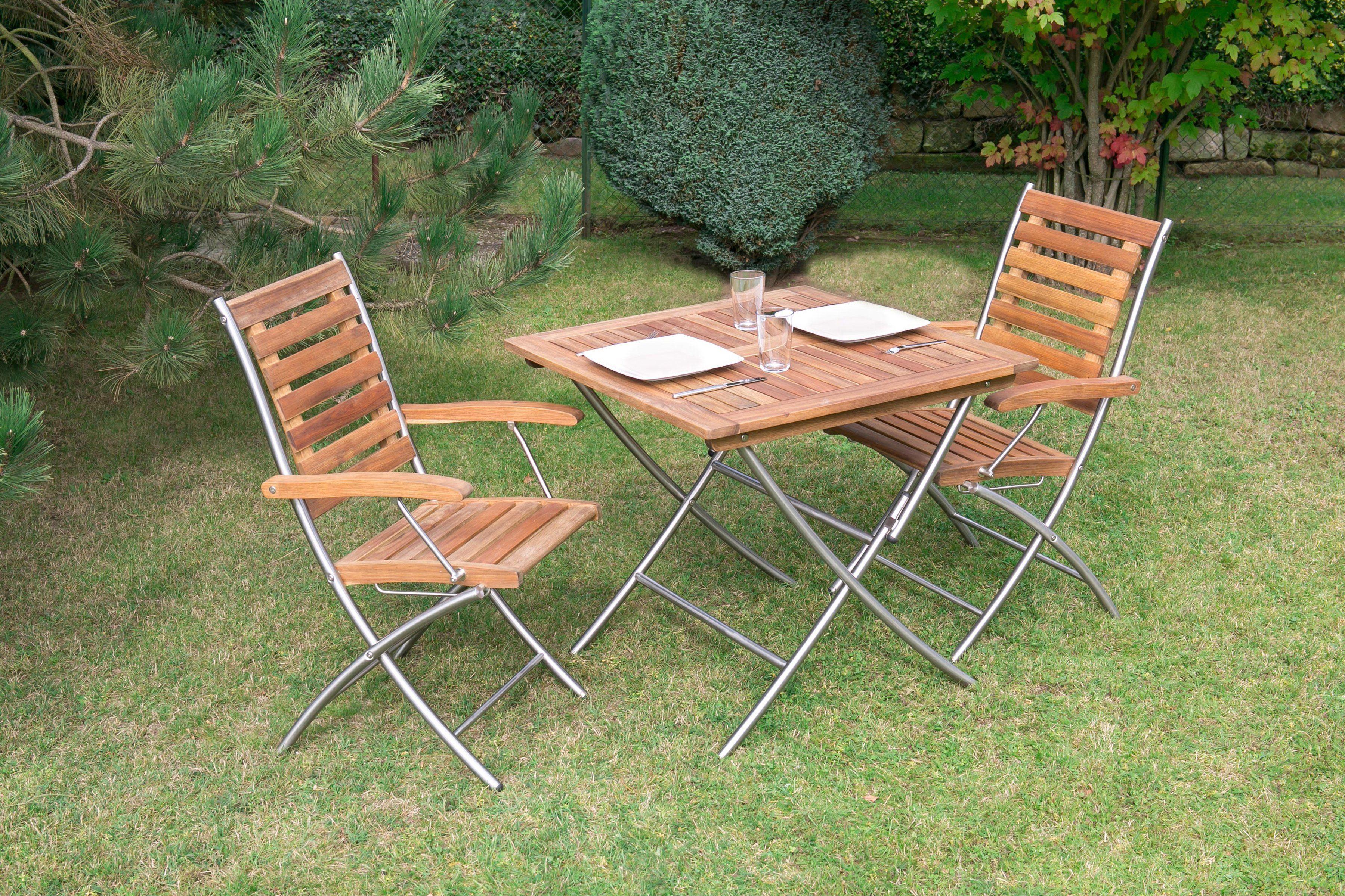 Gartenmöbel Set Holz Klappbar ~ Bella sole gartenmöbel set online kaufen möbel suchmaschine