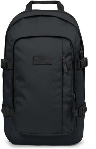 Eastpak Laptoprucksack »EVANZ, Black«, enthält recyceltes Material (Global Recycled Standard)