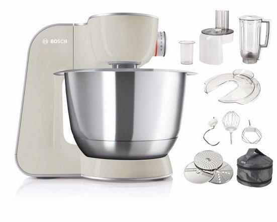 BOSCH Küchenmaschine CreationLine MUM58L20, 1000 W