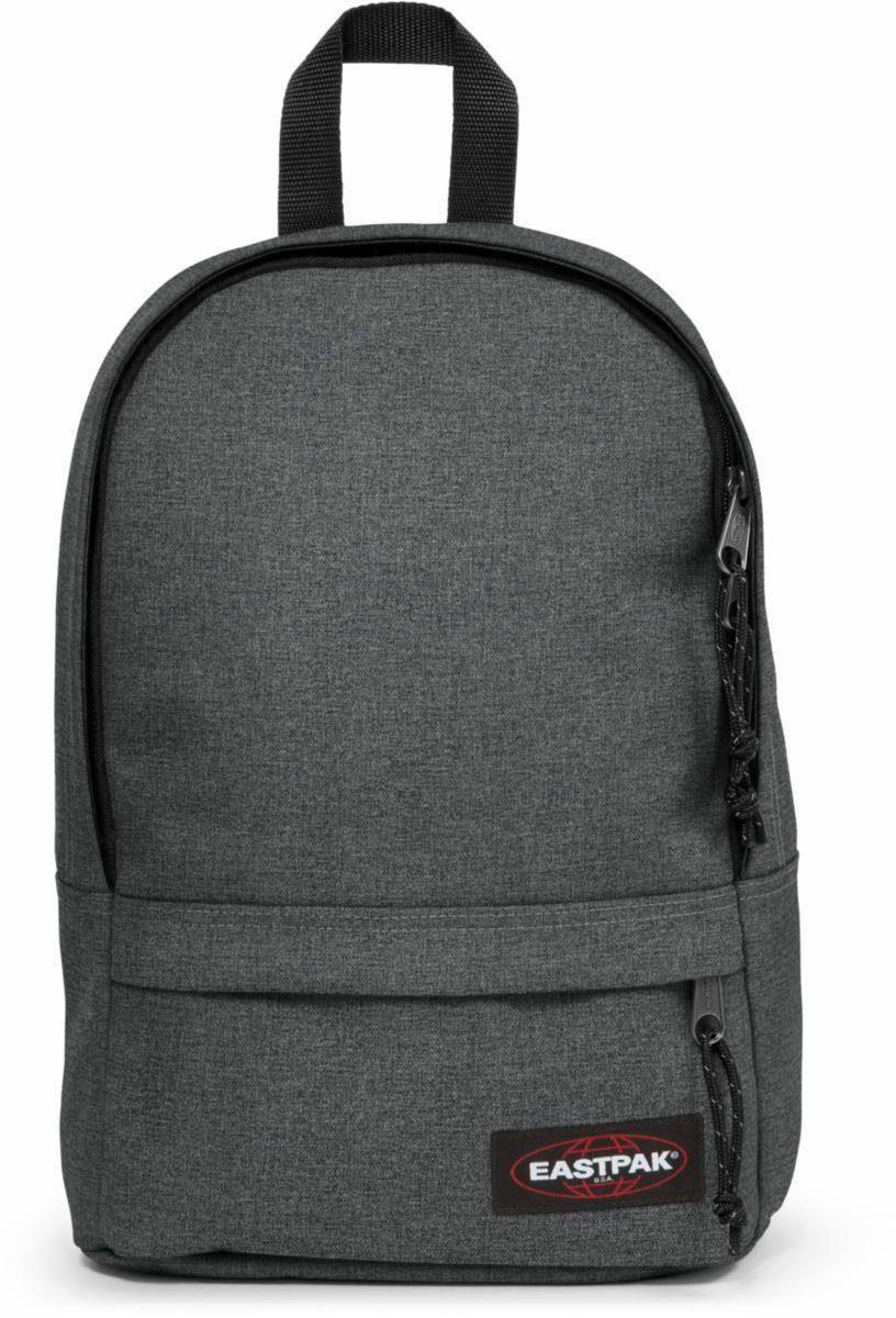 Eastpak Rucksack mit Tabletfach, »DEE black denim«
