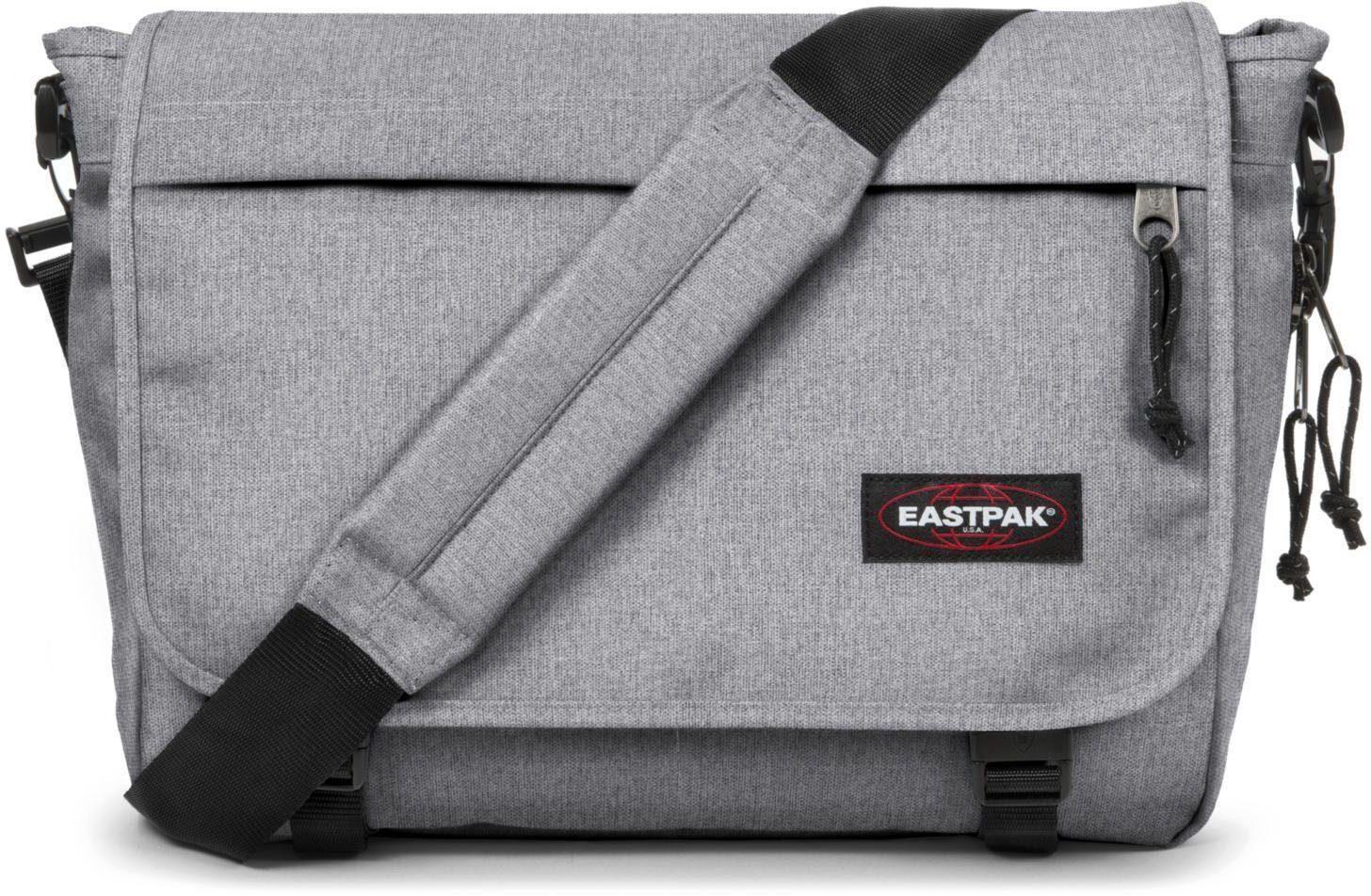 Eastpak Schultertasche »DELEGATE sunday grey«
