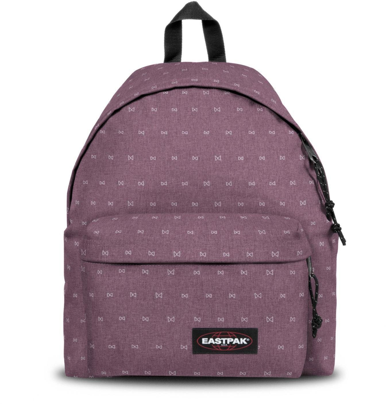 Eastpak Rucksack, »PADDED PAK'R little bow«