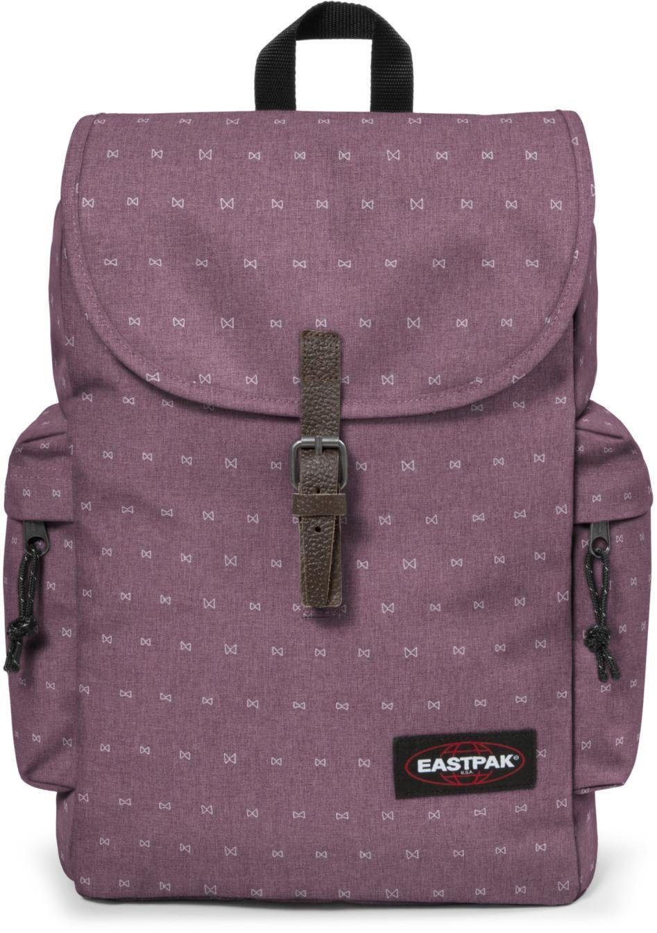 Eastpak Rucksack mit Laptopfach, »AUSTIN little bow«