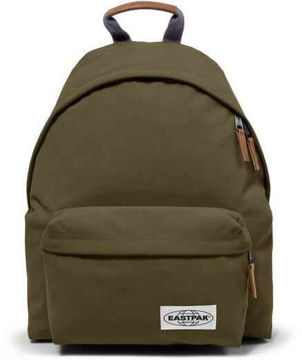 Eastpak Backpack With Laptop Compartment, Padded Pakr Opgrade Green