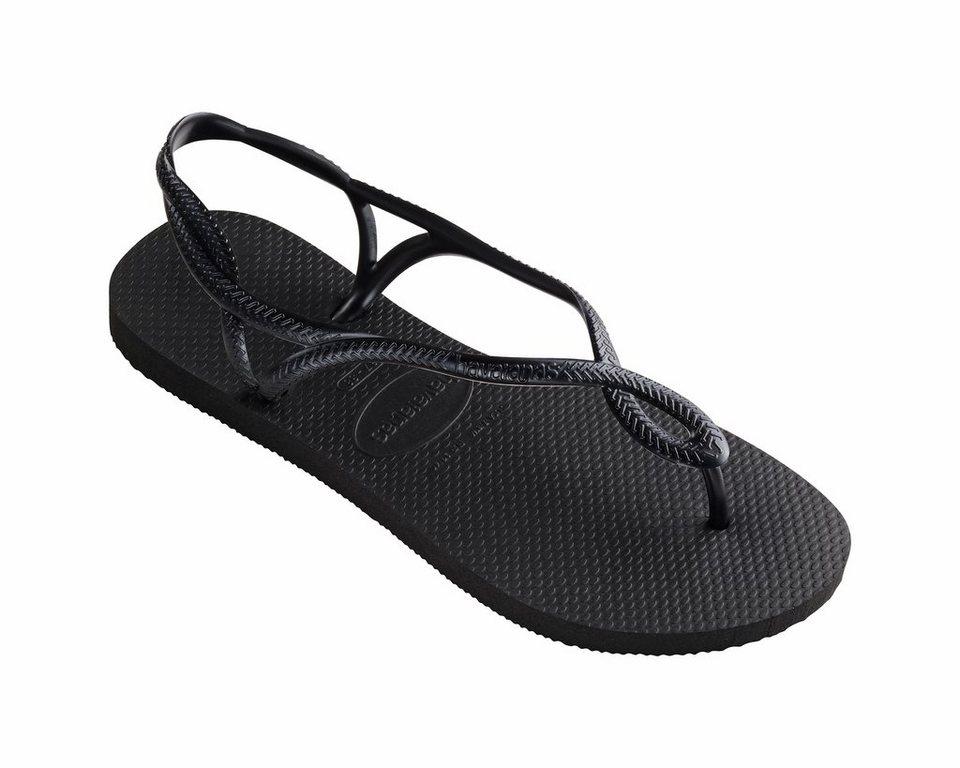 10e4d682fff9bb Havaianas »Luna« Sandale mit zarten Riemchen in Flechtoptik online ...