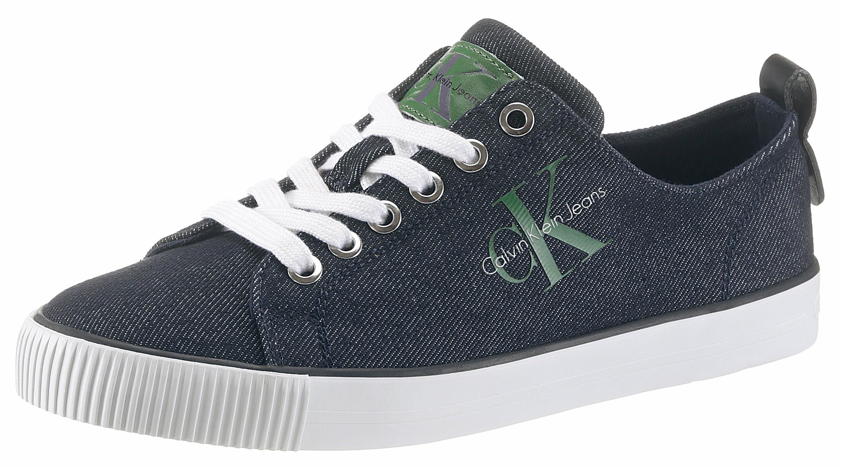 Calvin Klein Sneaker, im klassischen Stil kaufen  blau