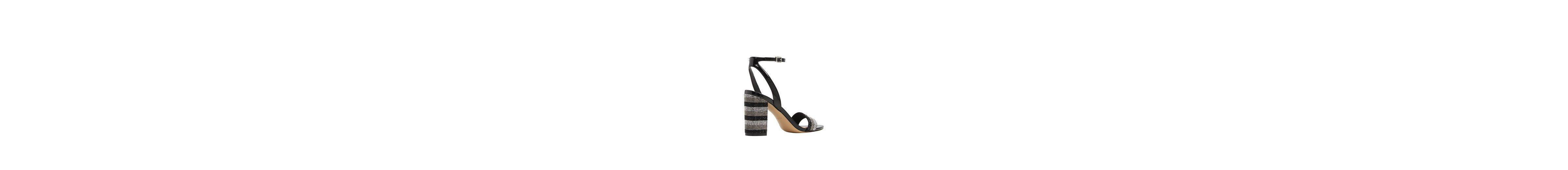 Strass ALDO Sandalette mit Sandalette ALDO Besatz Carerith Carerith SnqHYn8