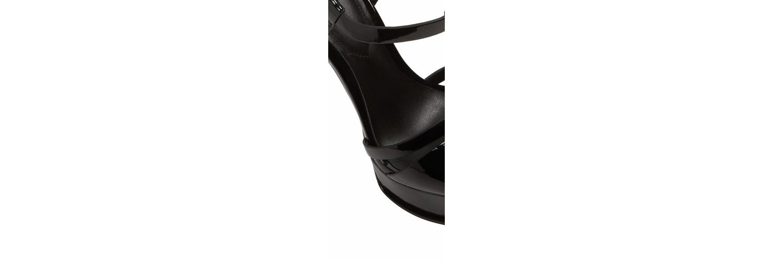 ALDO High-Heel-Sandalette, in glänzender Optik