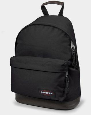 Eastpak Freizeitrucksack »WYOMING, Black«, enthält recyceltes Material (Global Recycled Standard)