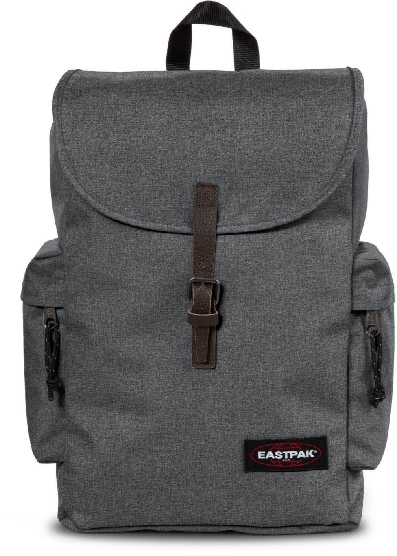 Eastpak Rucksack mit Laptopfach, »AUSTIN black denim«
