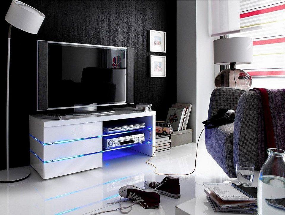 lowboard wahlweise mit aufbauservice online kaufen otto. Black Bedroom Furniture Sets. Home Design Ideas