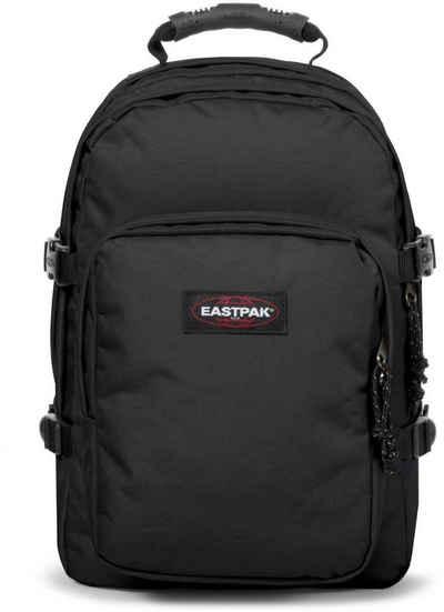 Eastpak Schulrucksack »PROVIDER black«, enthält recyceltes Material (Global Recycled Standard)