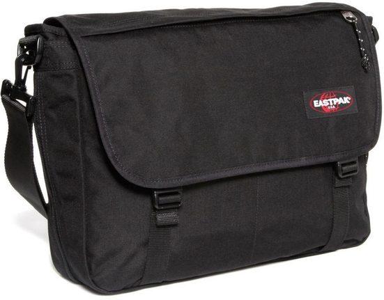 Eastpak Schultertasche mit Laptopfach, DELEGATE black