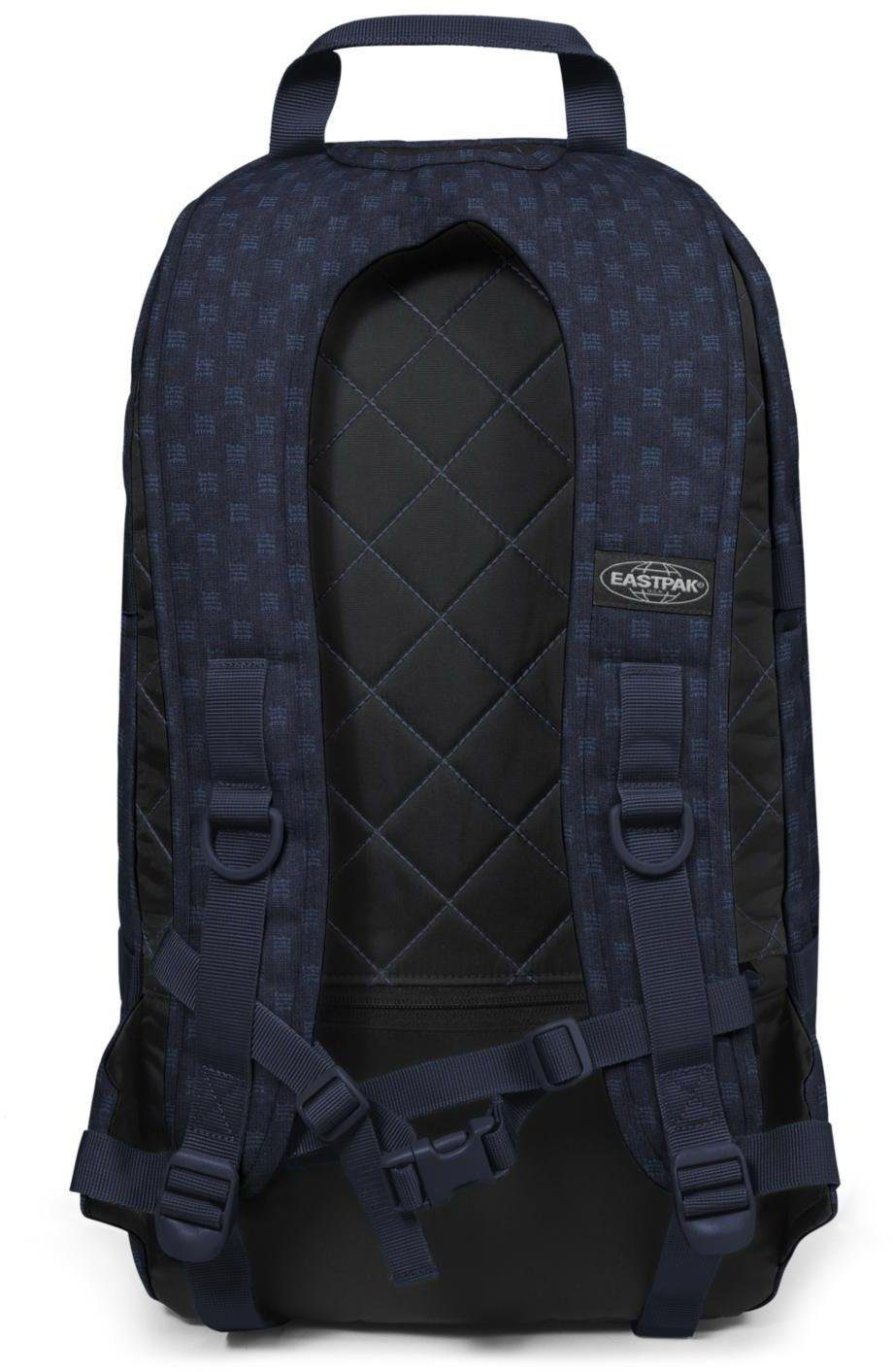Checks« Denim »evanz Laptopfach Mit Eastpak Rucksack wIqXpAWB