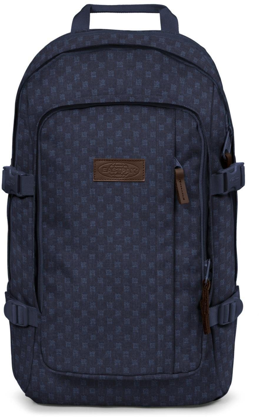 Eastpak Rucksack mit Laptopfach, »EVANZ denim checks«