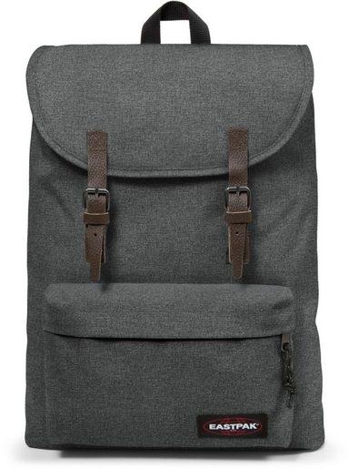 Rucksack »london Laptopfach Denim« Eastpak Black Mit PCqwF