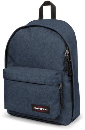 Of Eastpak Rucksack Office »out Mit Laptopfach Denim« Double x1qAI1