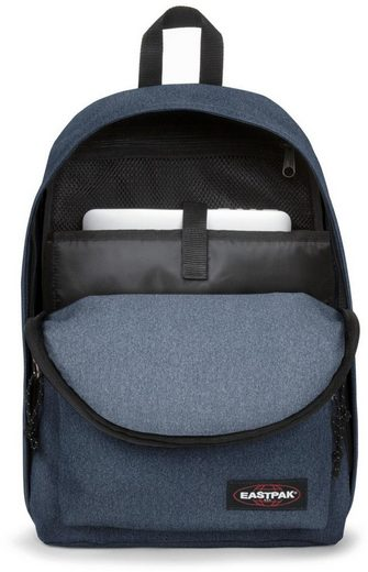 Double Laptopfach Office Of Eastpak Rucksack Mit »out Denim« qnxY8RS