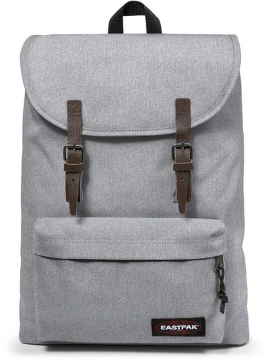 Eastpak Laptoprucksack »LONDON sunday grey«