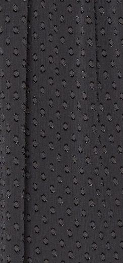 NYDJ Crinkle Clip Tie Blouse