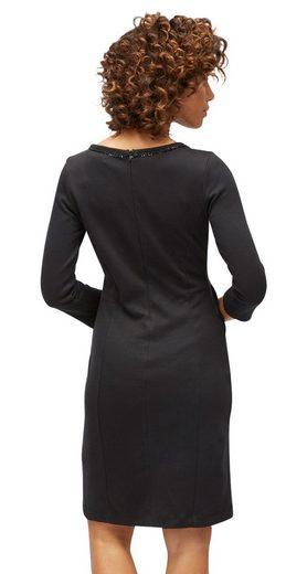 Tom Tailor A-Linien-Kleid mit Taschen