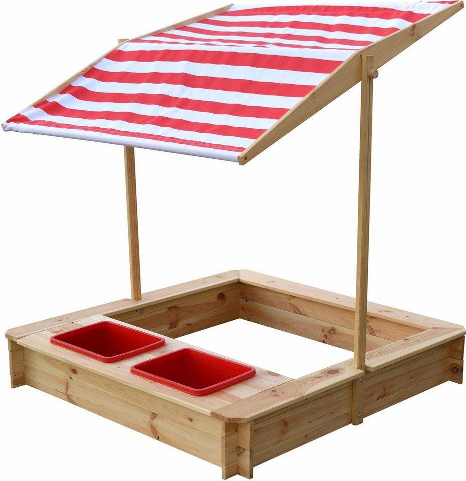 sandkasten mit dach machen sie den preisvergleich bei nextag. Black Bedroom Furniture Sets. Home Design Ideas
