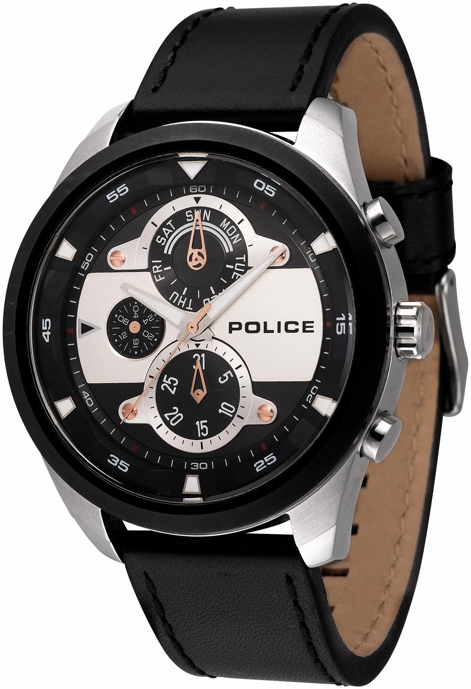 Police Multifunktionsuhr »MARINE, PL14836JSTB.02«