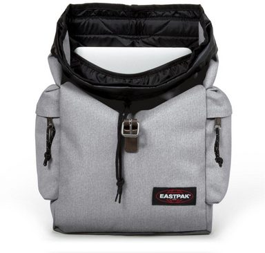 Sunday »austin Grey« Rucksack Mit Laptopfach Eastpak wS6fIqt