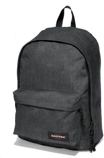 Laptopfach Eastpak Black Of »out Mit Denim« Rucksack Office awqE67w